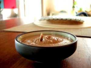 simple almond butter