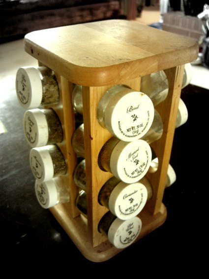 old rack